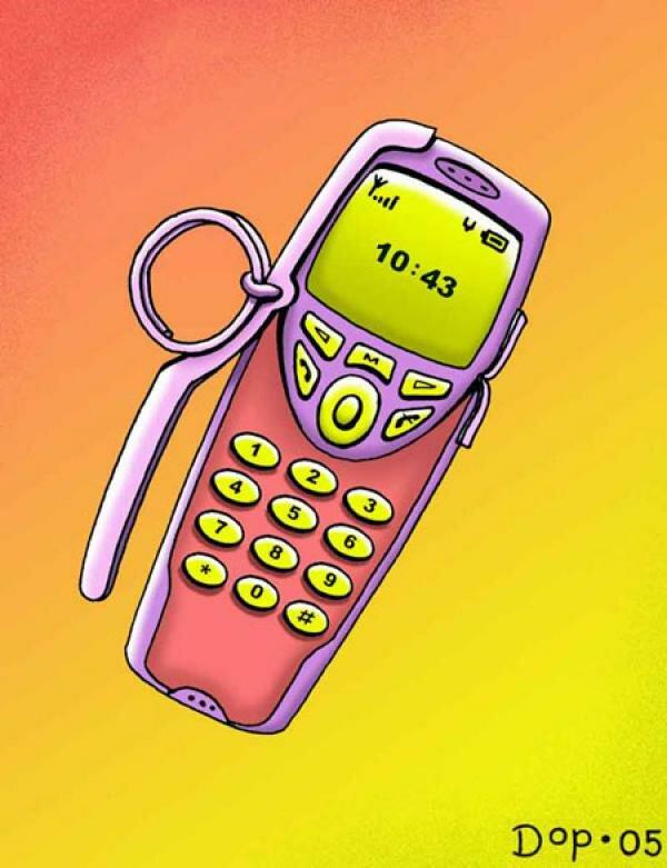 смешные рисунки про телефон этом фото