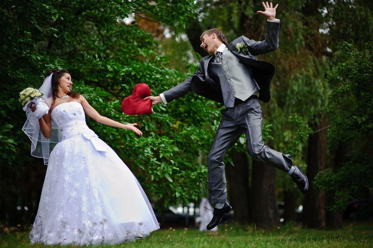 Картинки оригинальные свадьбы