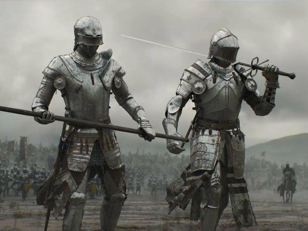 Боевые рыцари картинки