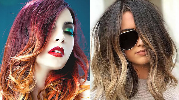 2020 2021 Hair Color Trends.17 Cards In Collection Hair Colors For Women Of User