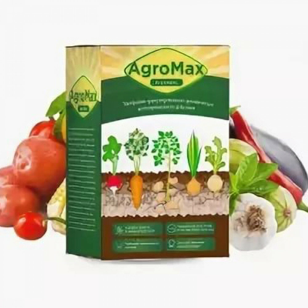 Биоудобрение AgroMax в ВеликихЛуках