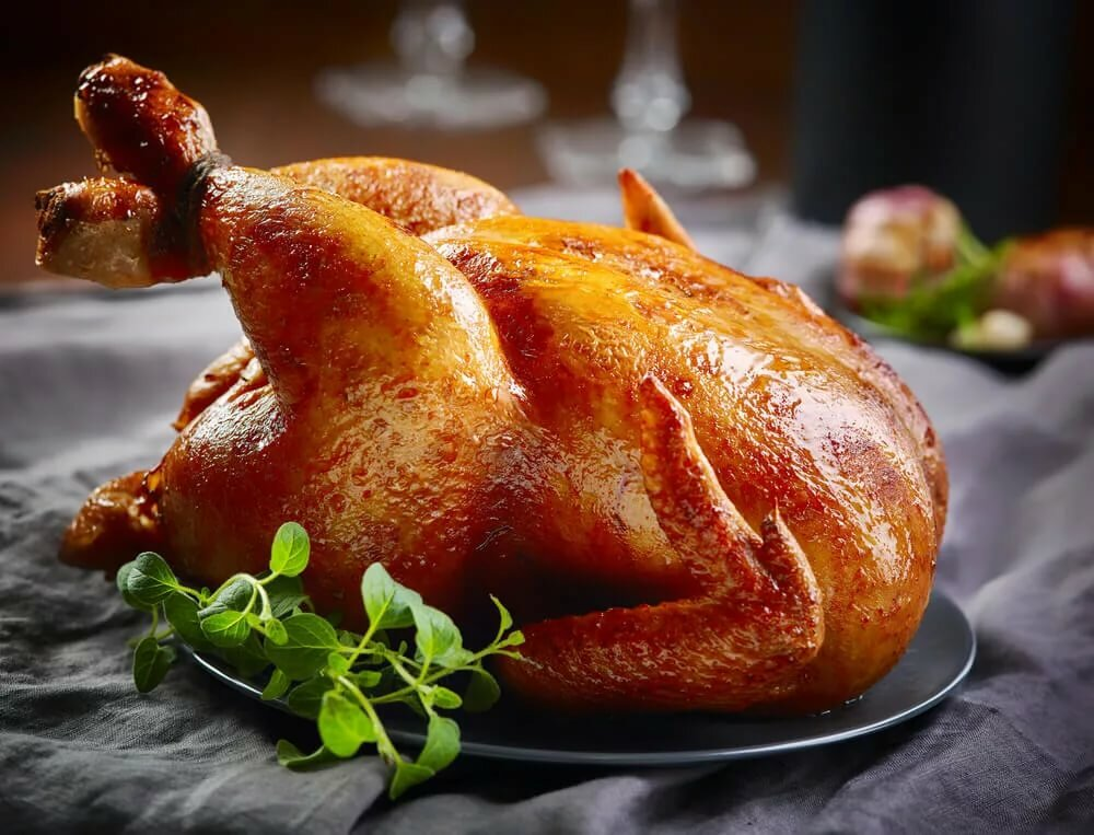 Цыпленок жареный картинка