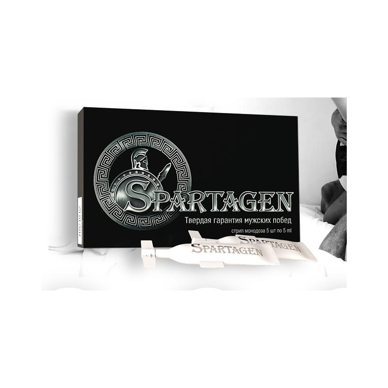 Spartagen для повышения потенции в Самаре