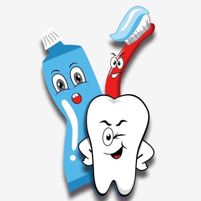 Картинка пасты зубной