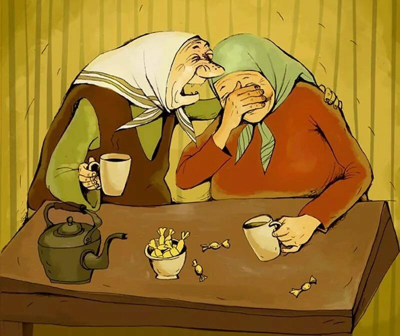 Открытки, смешные картинки про подруг с надписями до слез