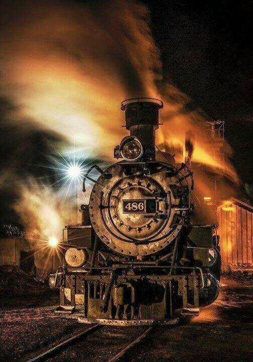 поезд в огне в картинках максимально строгом окружении