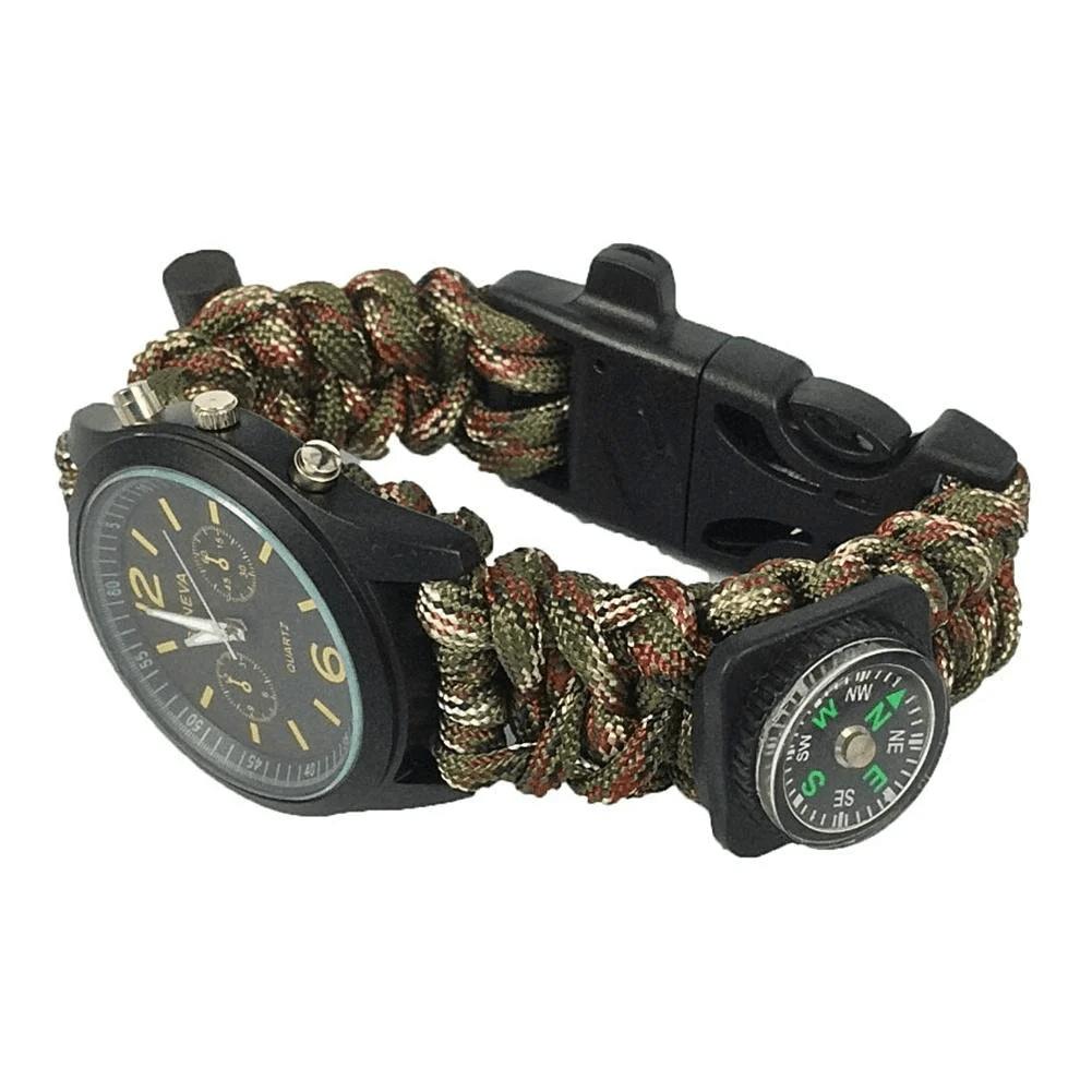 Тактические часы Xinhao Paracord Watch в Елеце