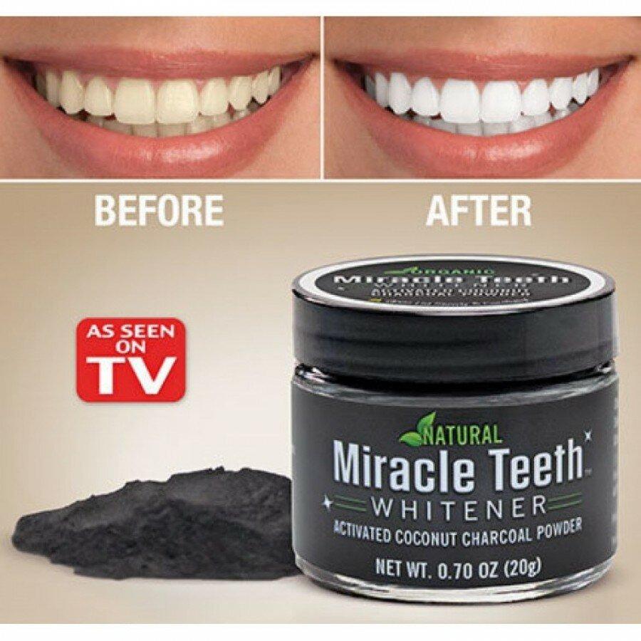 Отбеливатель зубов Miracle Teeth Whitener в Абакане