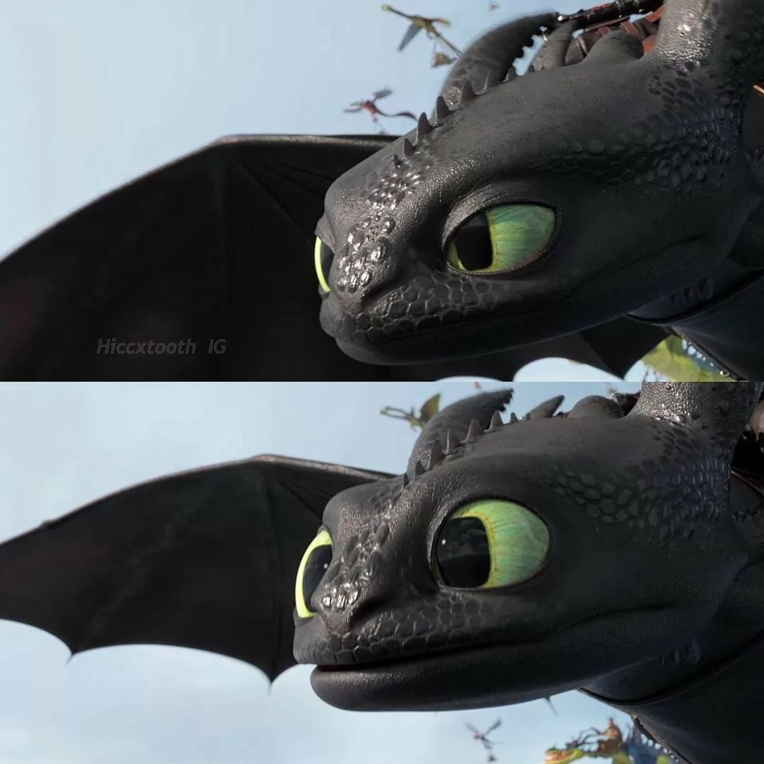 картинки кпд драконы беззубик узнаете