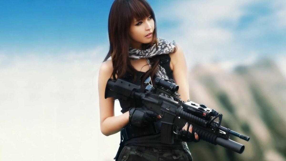Crysis asian girl