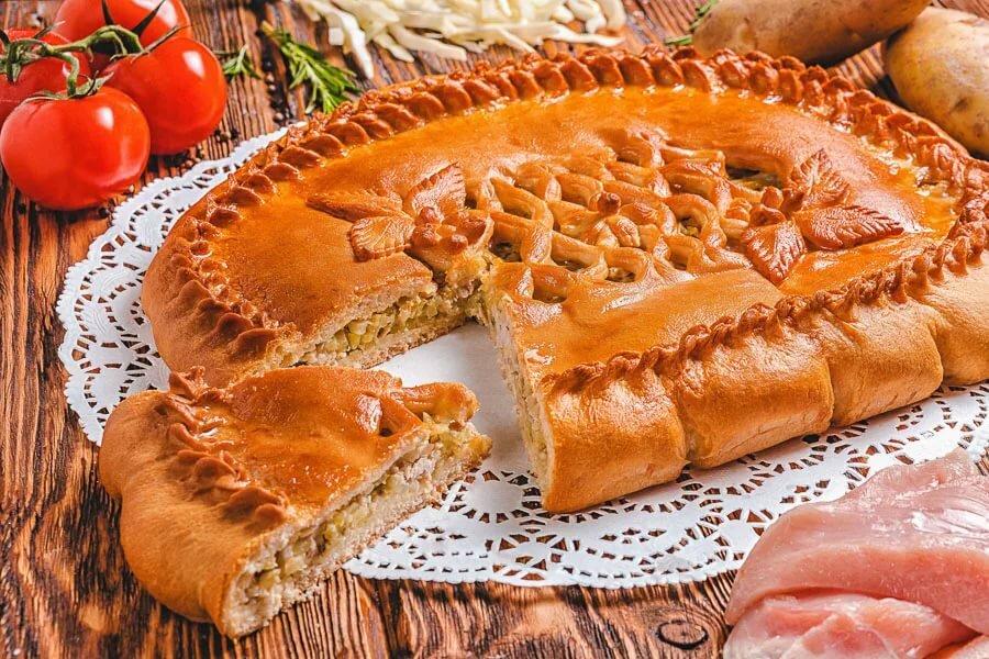 запросу картинки пироги русские пироги перемещения ведущих колес