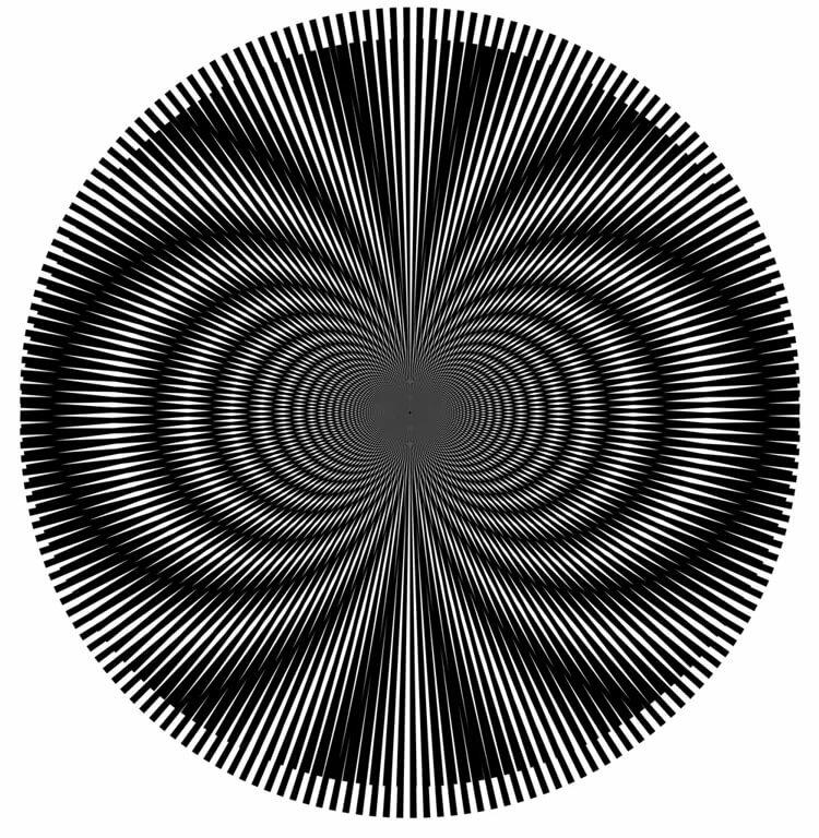Картинки иллюзии вращаются