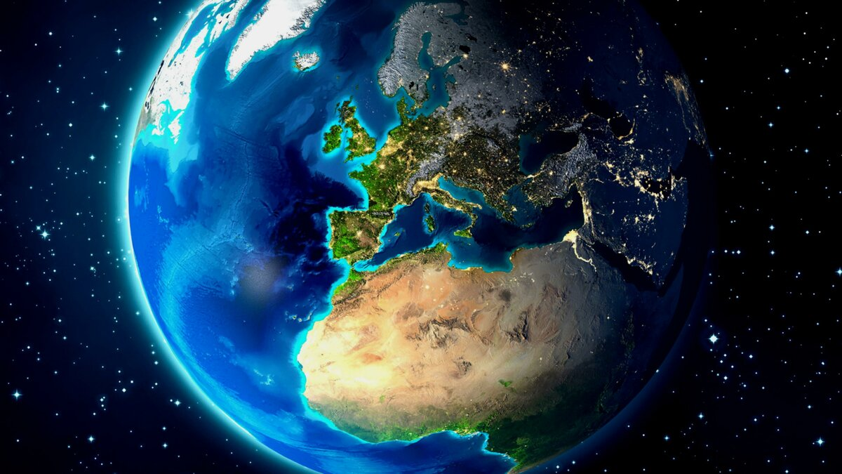 Земной шар фото в хорошем качестве основных