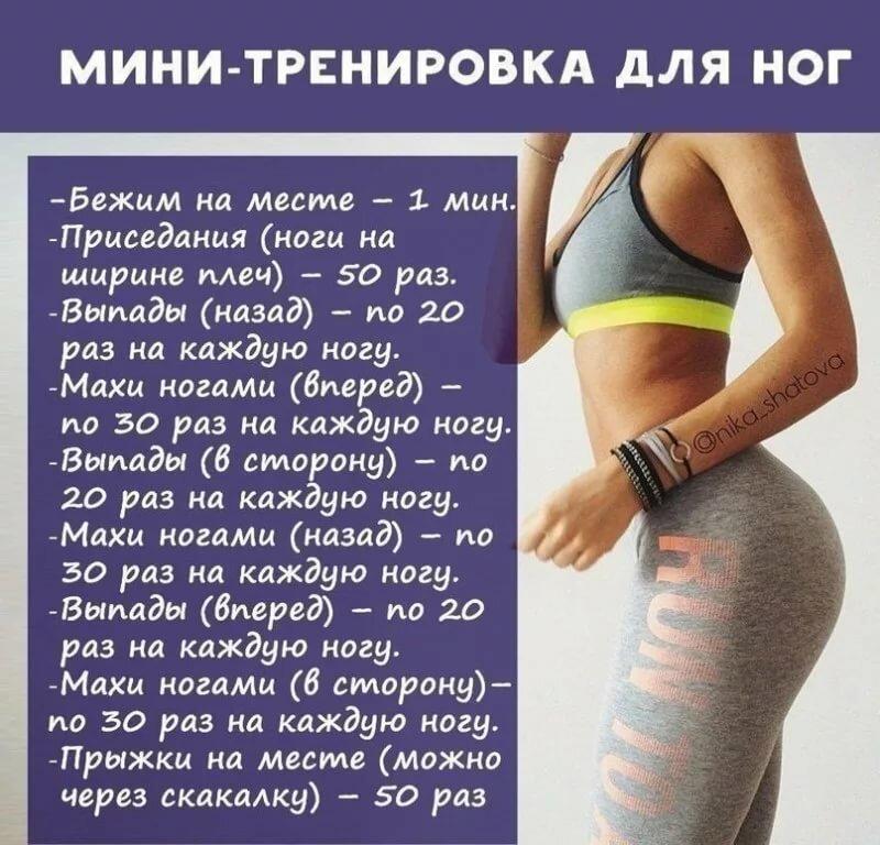 Интенсивное Похудение За Месяц Упражнения.