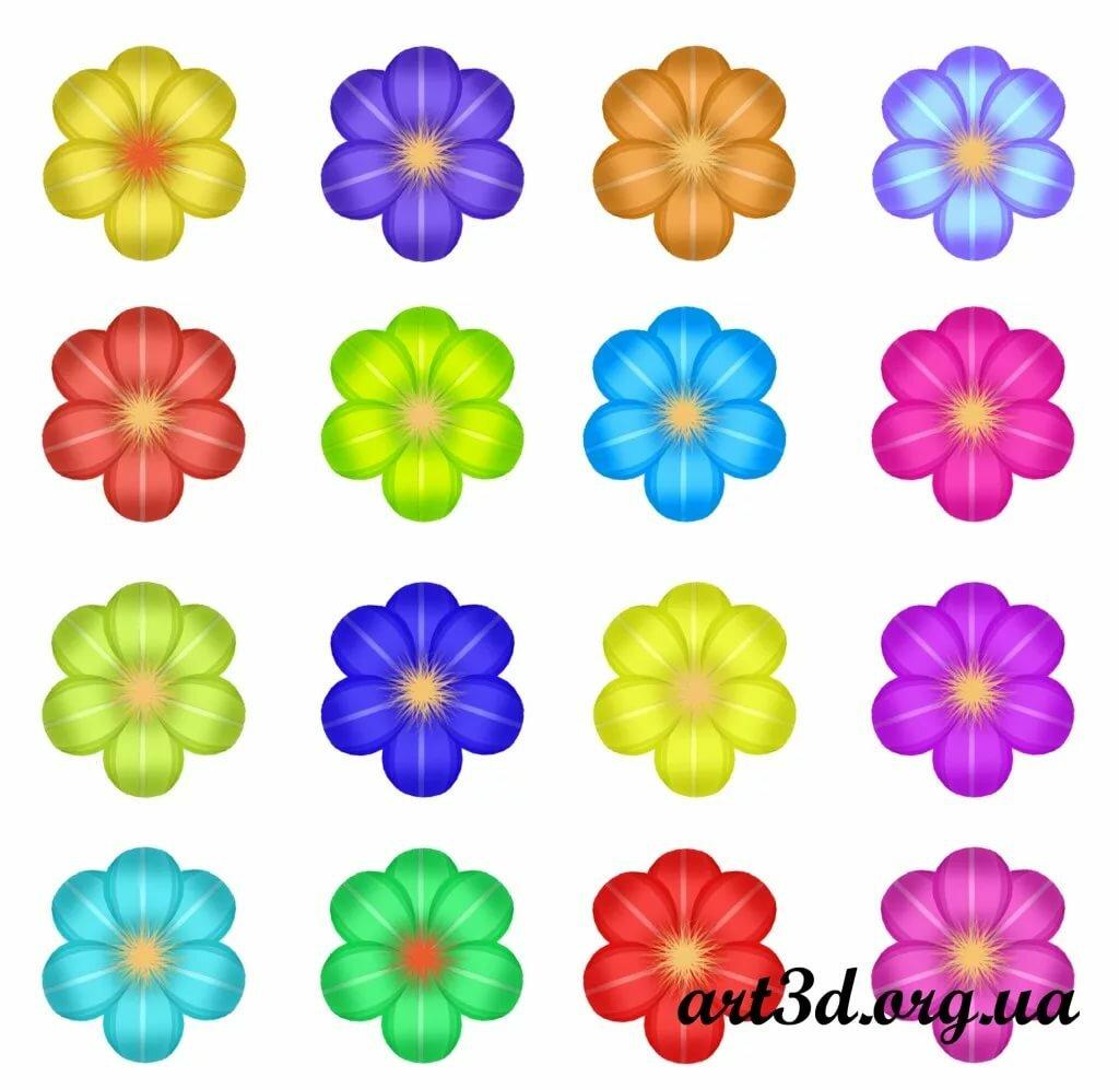 Открытку для, картинки цветочки маленькие красивые для вырезания