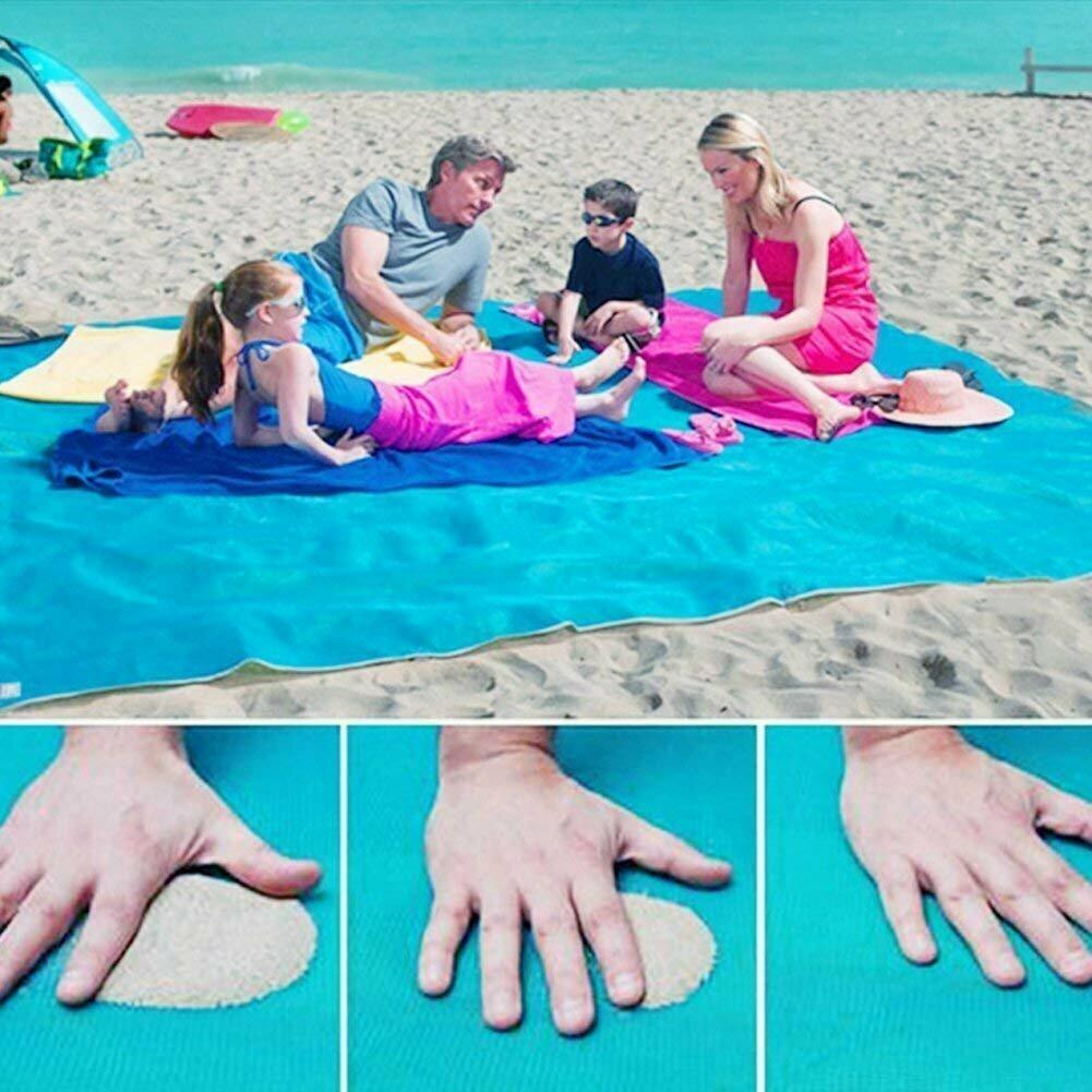 Пляжная подстилка ClapSand анти-песок во Владимире