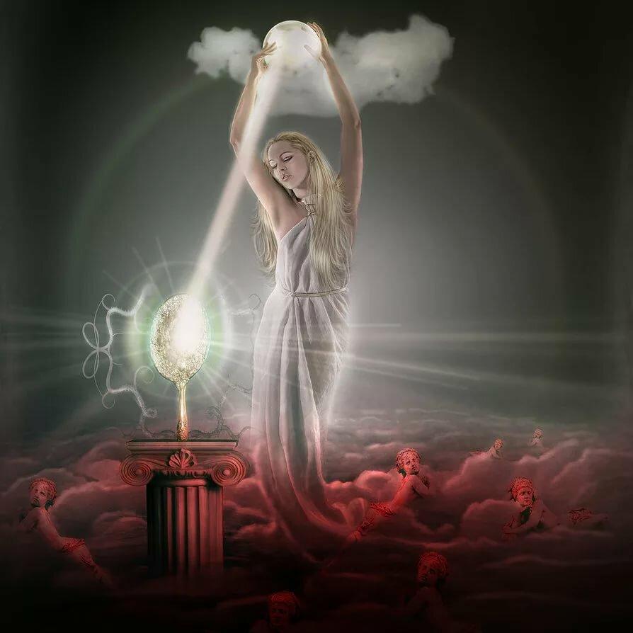 богиня аврора фото услугам
