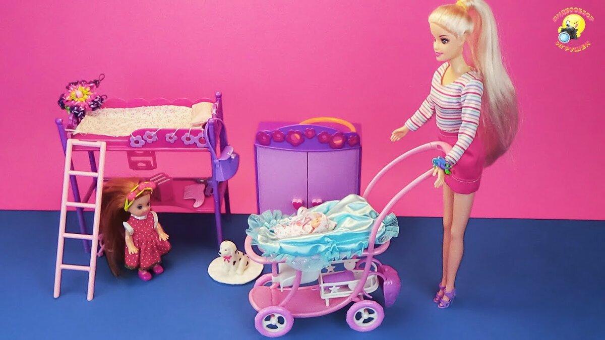 Картинки куклы барби беременные наборы
