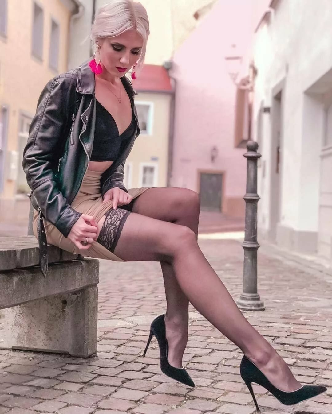 Фото шлюх на высоких каблуках — pic 6