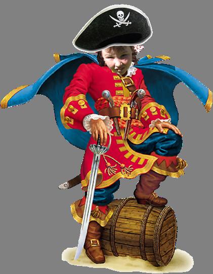 саша-пират