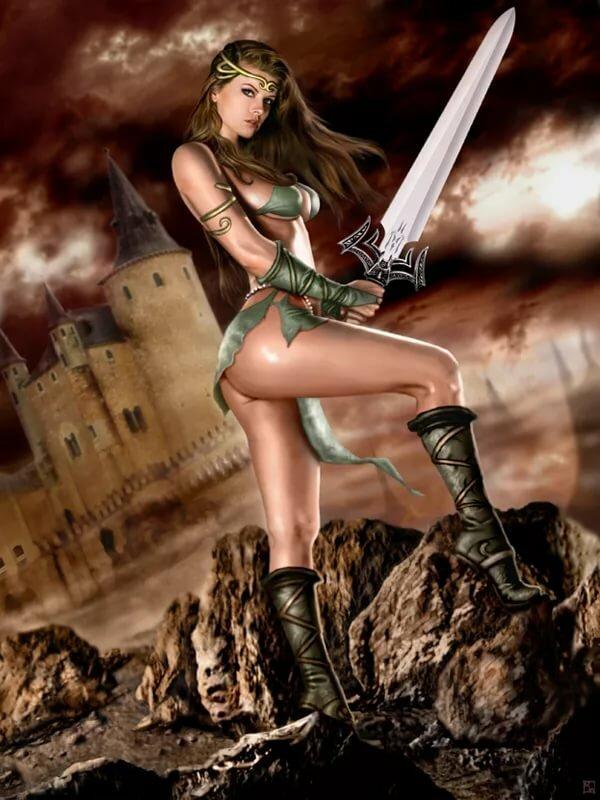 sexy-warrior