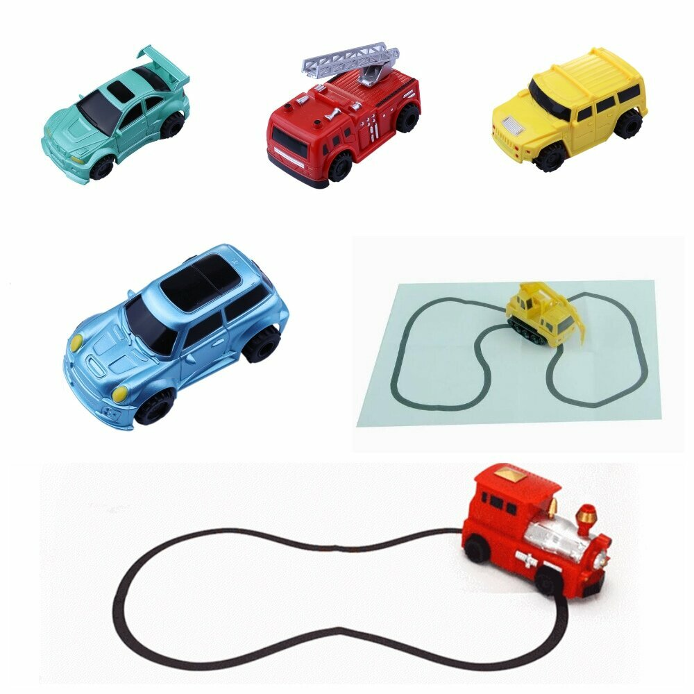 Inductive car - инновационная игрушка в Северодонецке