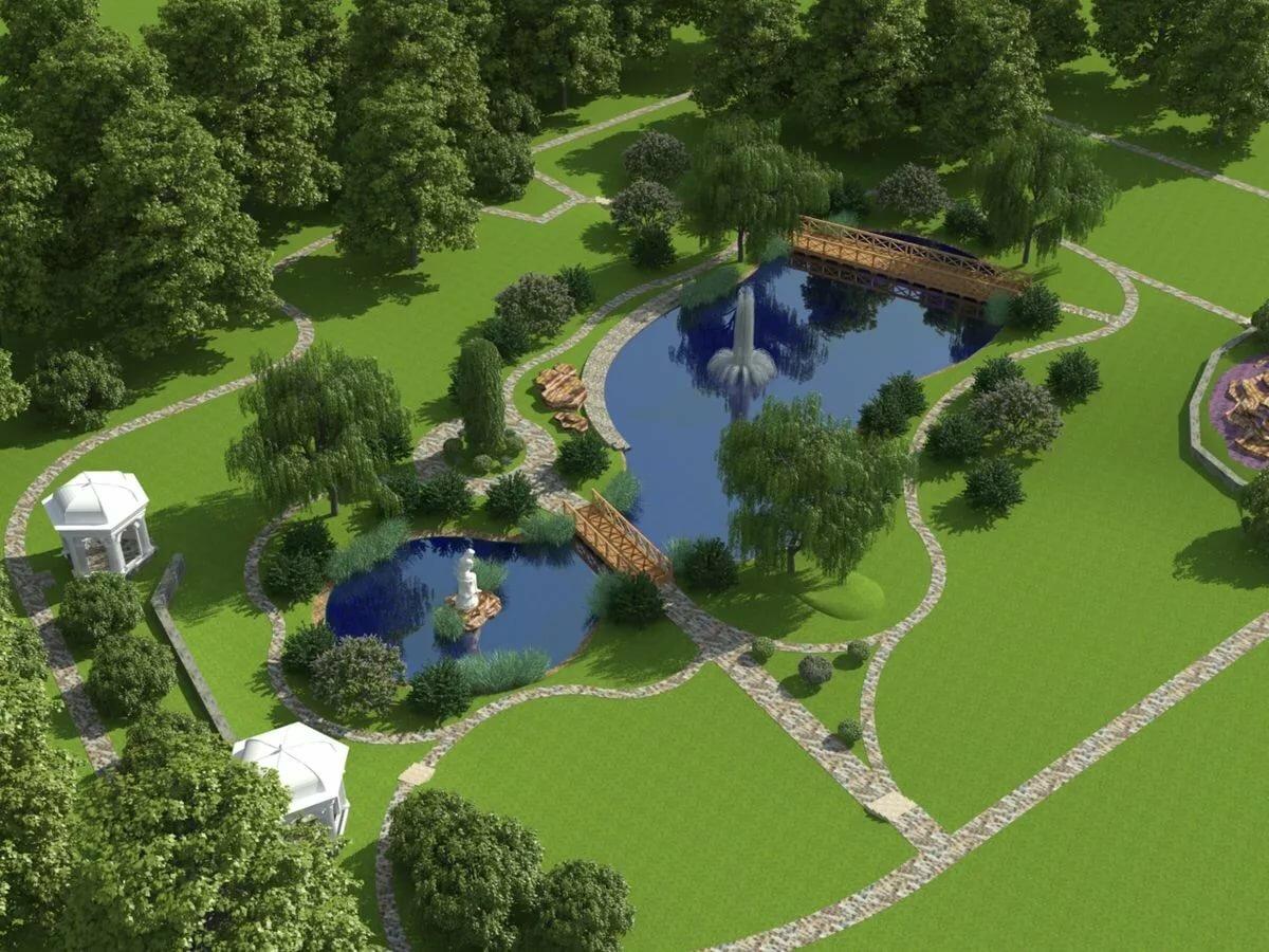 строительство на рекреационных землях