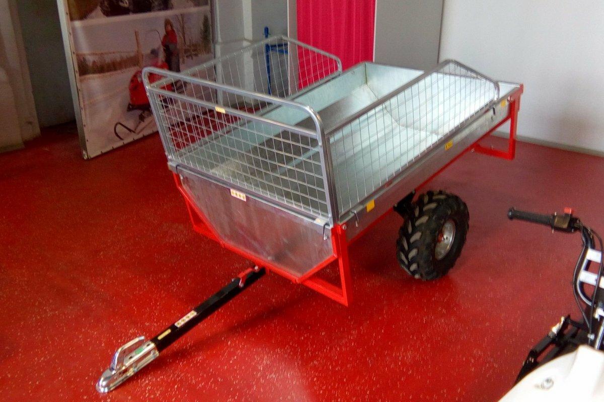 Телега для квадроцикла