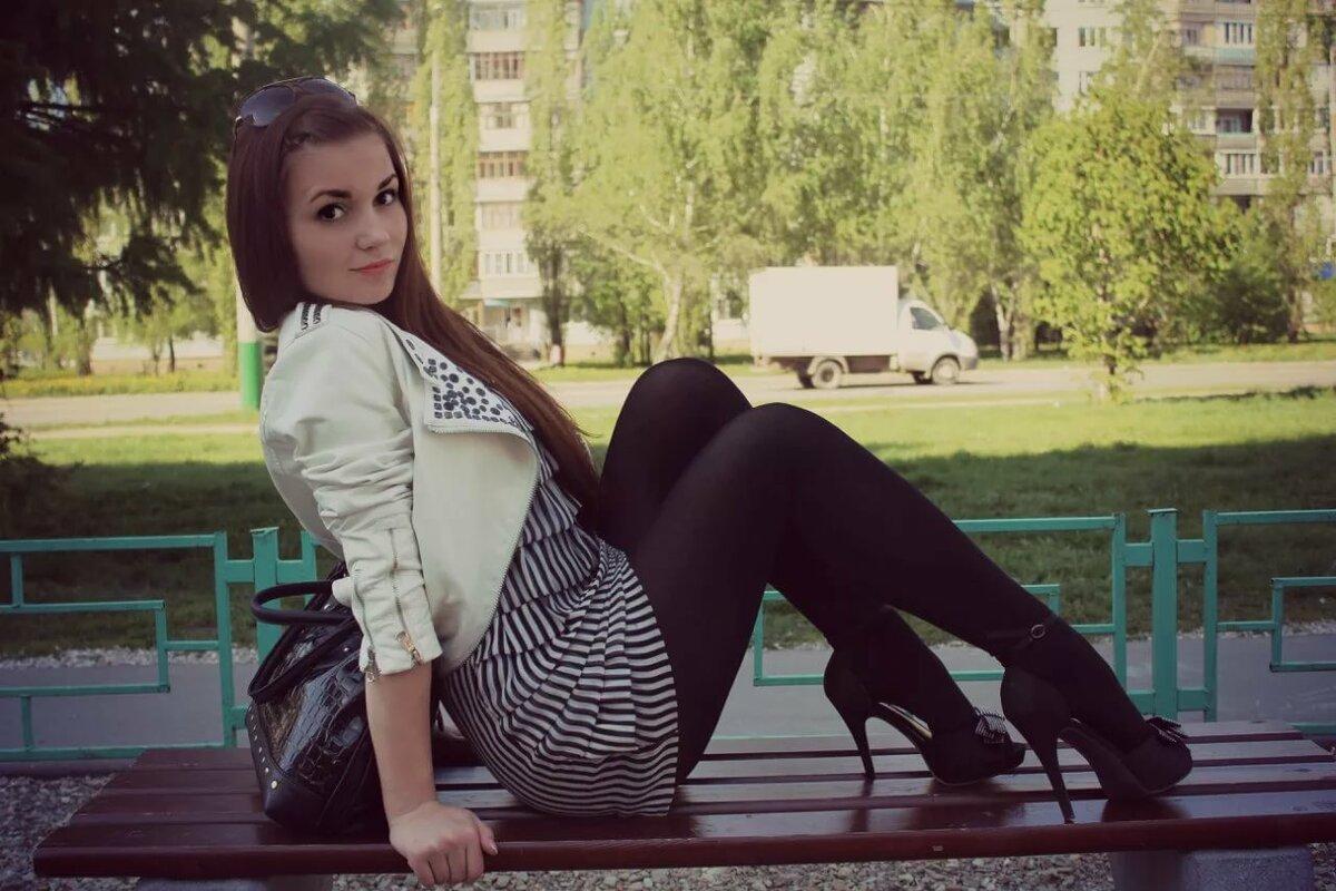 Домашнее фото русских девушек из контактов — pic 10