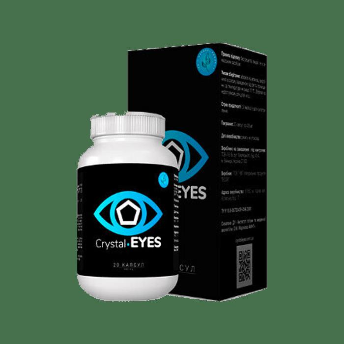 Crystal Eyes для восстановление зрения в Кокшетау