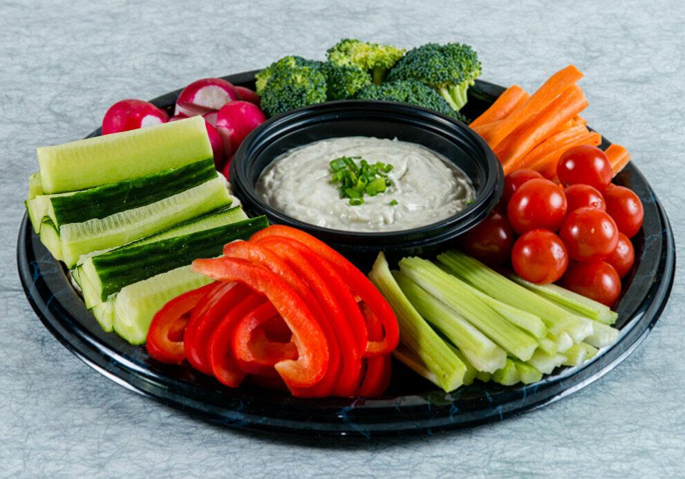 Картинки с овощами на тарелке