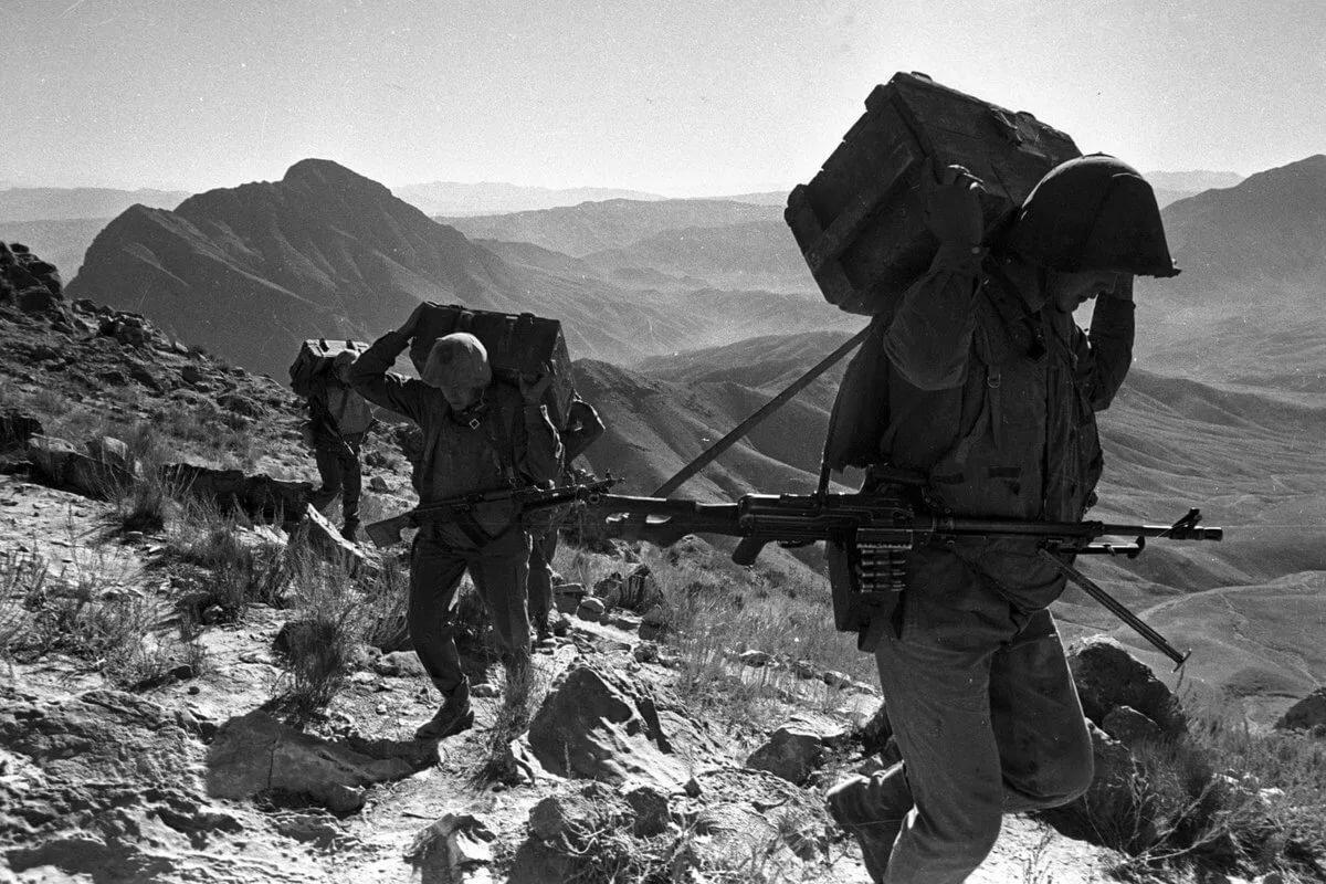 Картинки афганская война