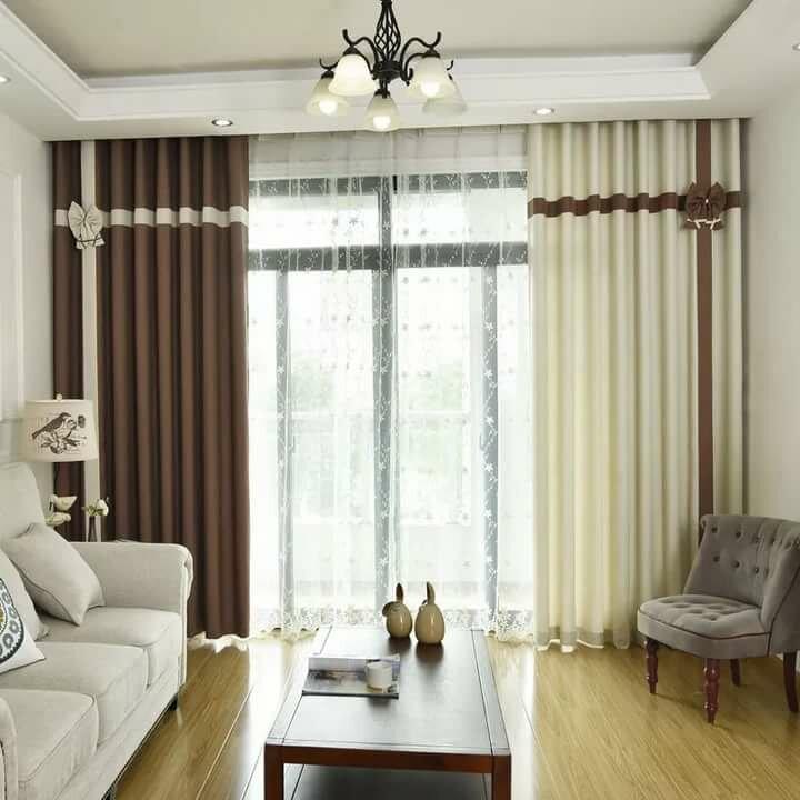 шторы в зал на одно окно в картинках веселая