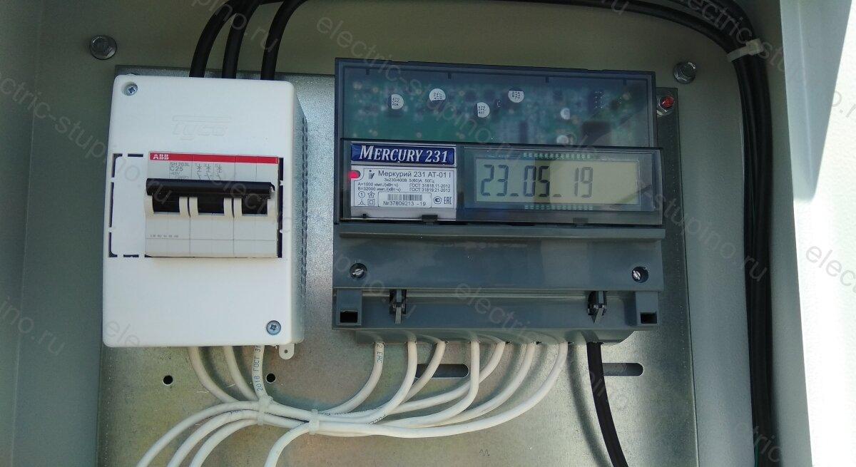 Сборка электрощита на 15 кВт своими руками