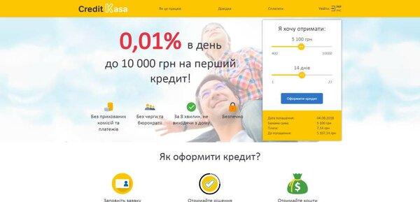 кредит на любую карту без отказа vam-groshi.com.ua