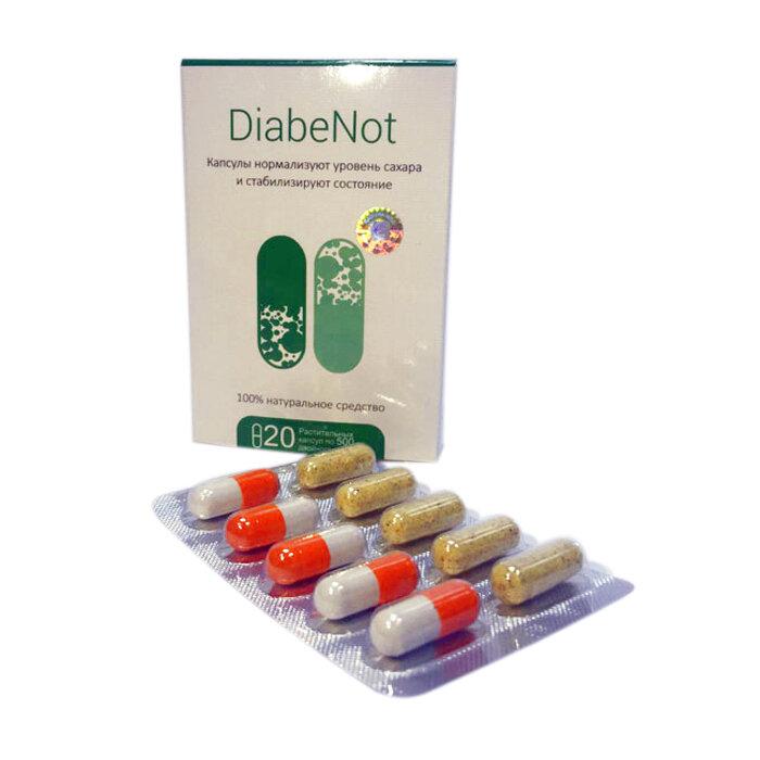 DiabeNot от диабета в Саранске