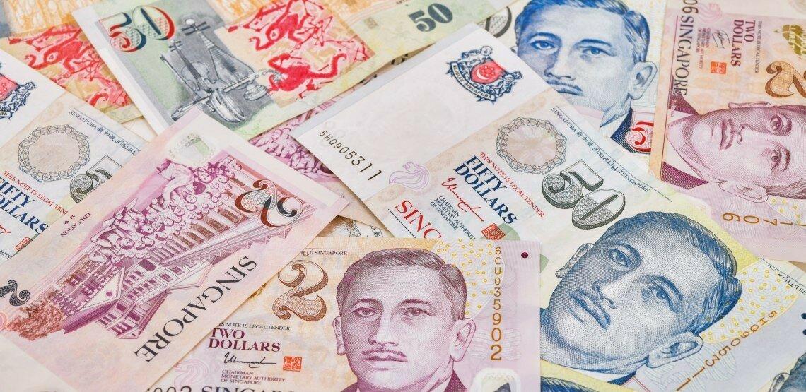 деньги сингапура в обращении фото дизайнерских фото