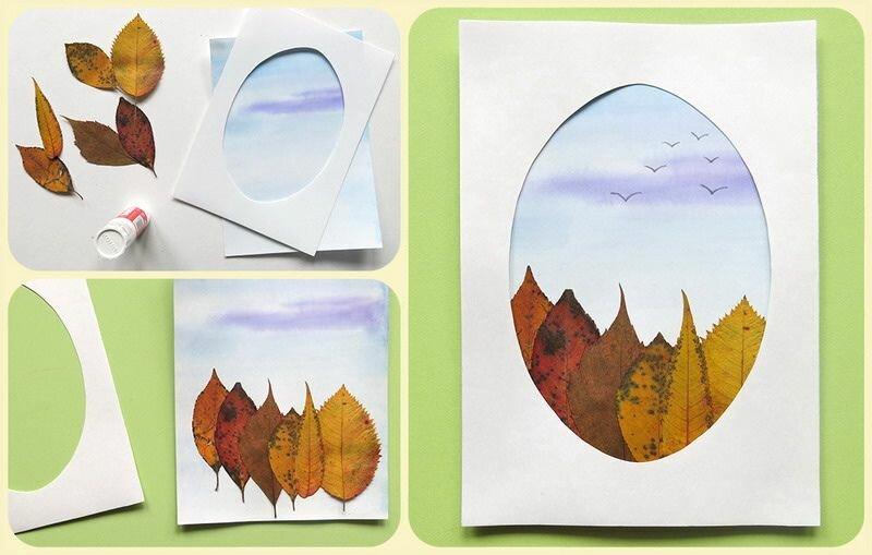 Марта как, открытка с лесом своими руками