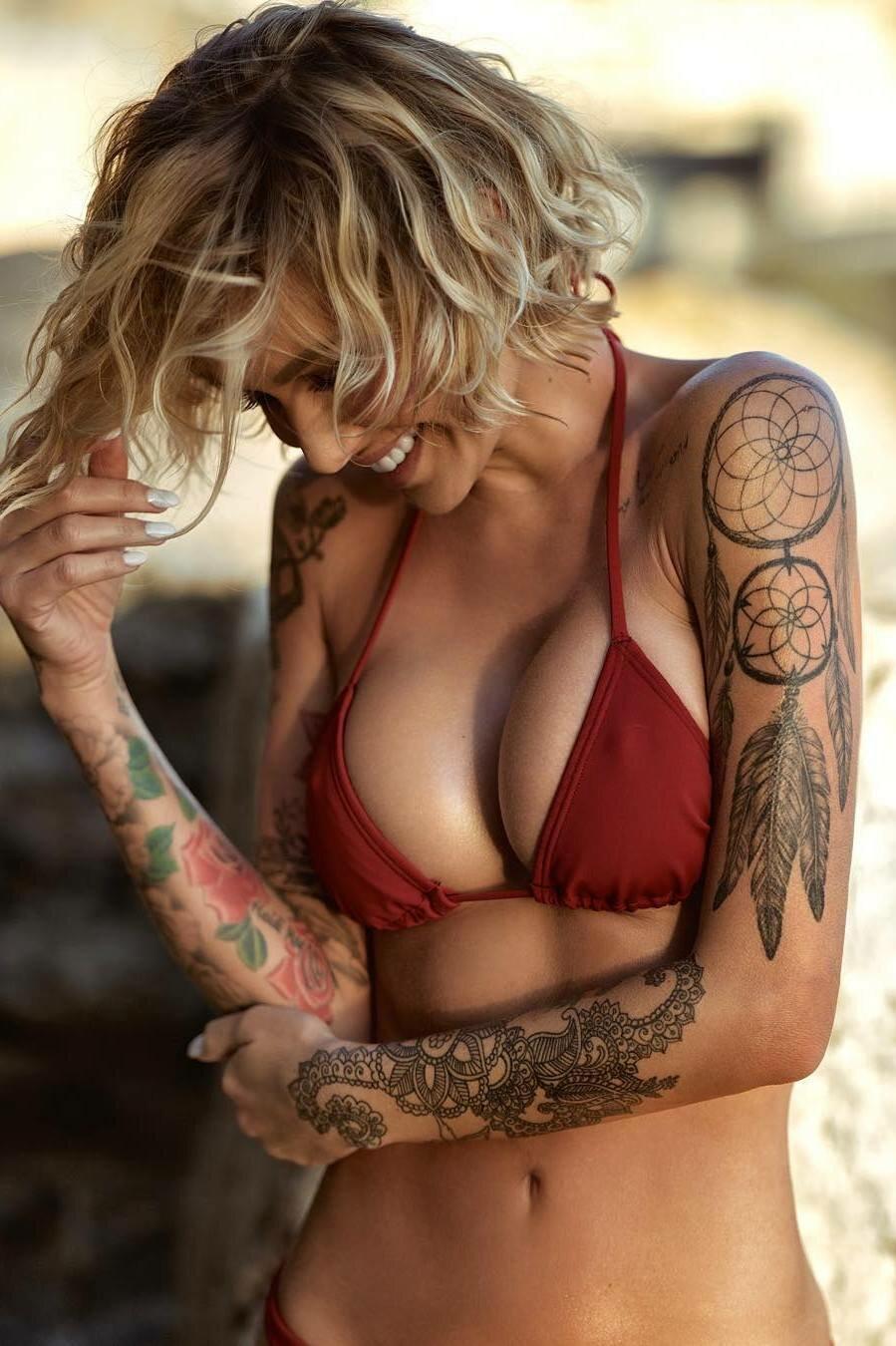 Tattoo Pussy Porn