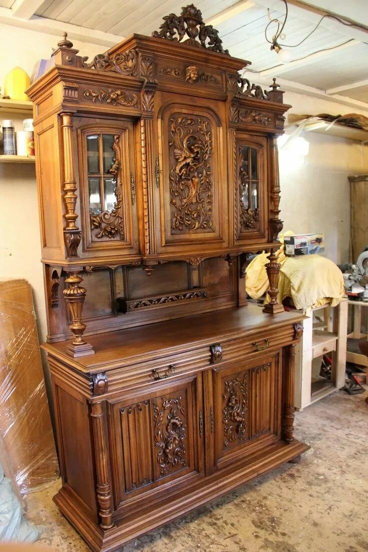 Старая мебель название и фото