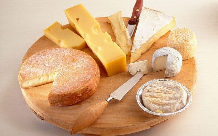 польза сыра при похудении