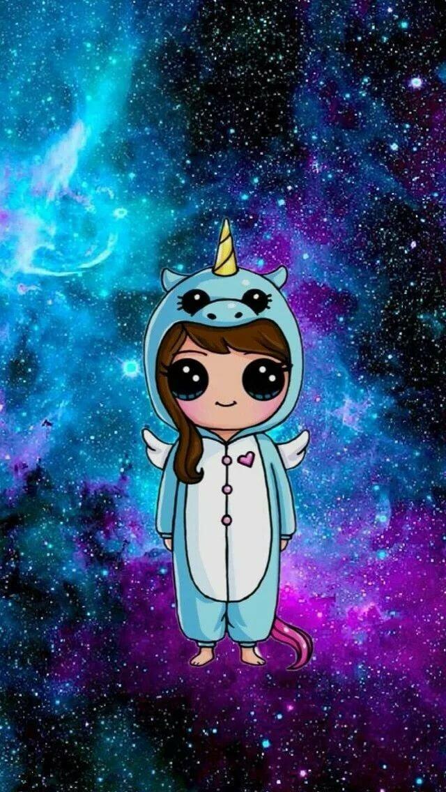 Фотки для аватарки для девочек космос