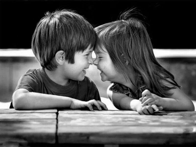Детская любовь прикольные картинки, поздравления крестнице
