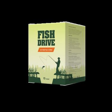 Fish Drive активатор клёва в Рудном