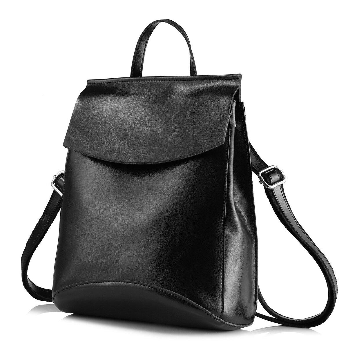 De palis - кожаный рюкзак в Урене
