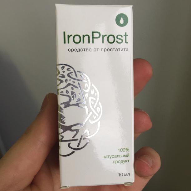 IronProst от простатита в Шимановске