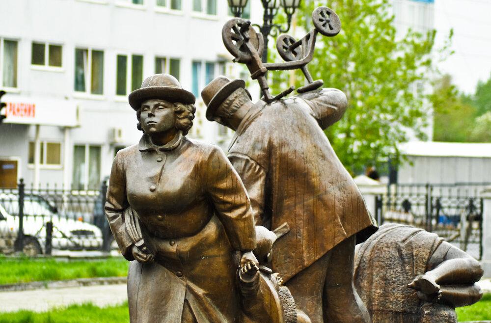 памятники екатеринбурга фото и описание кафе-ресторан княжий