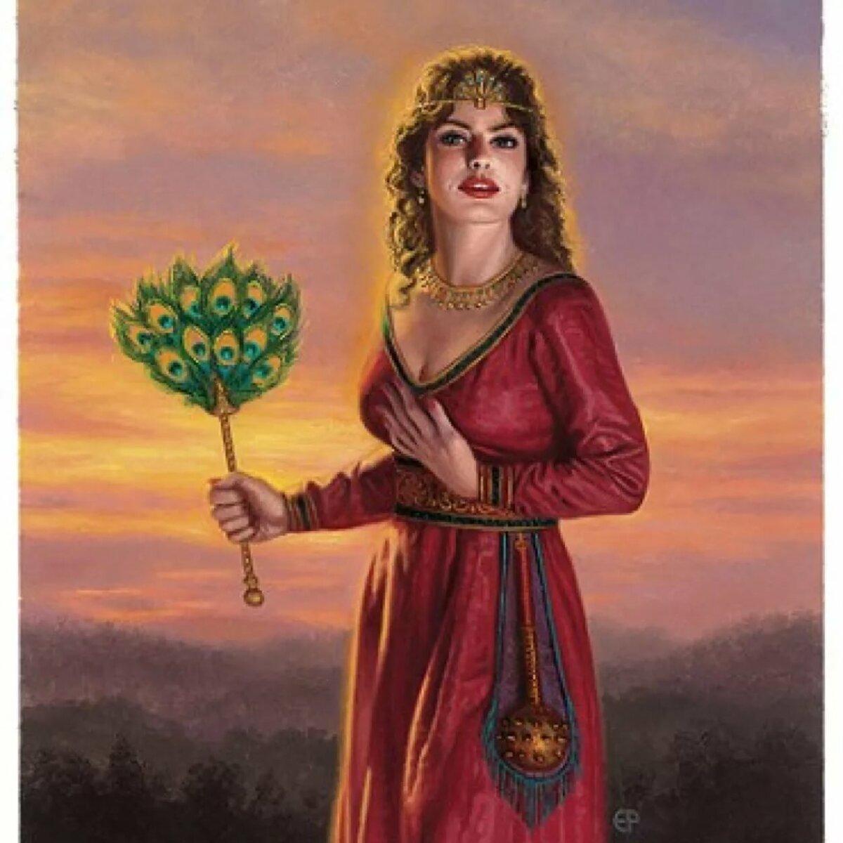 Только картинки богиня гера