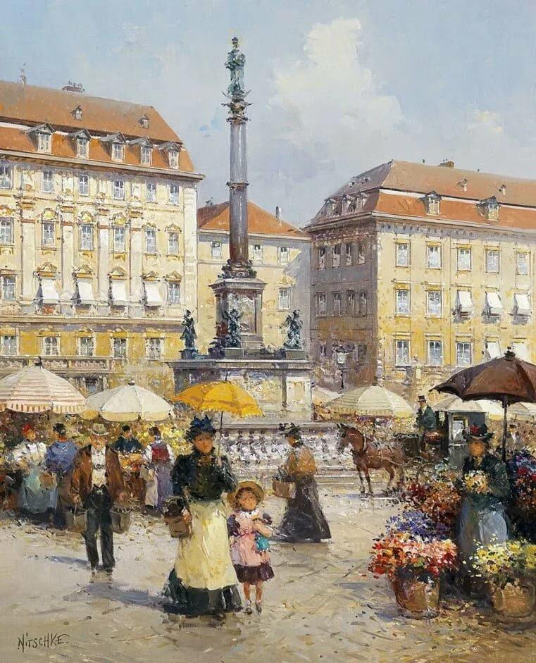 германия в картинах художников хокинга доставили больницу