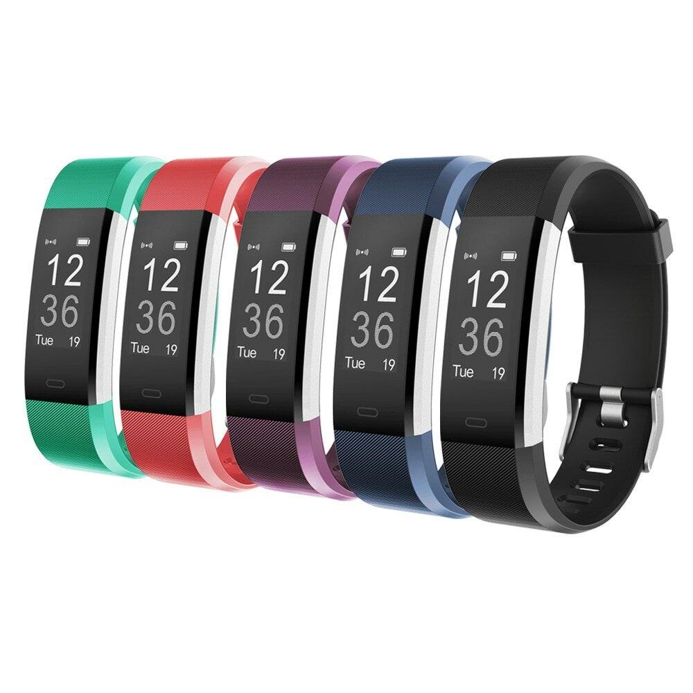 Фитнес-браслет Smart Bracelet 115 Plus в Сосновом